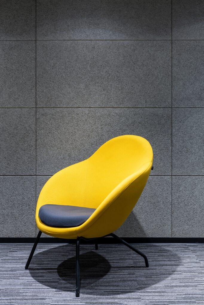 fauteuil industrieel